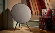 Музыкальный центр Bang & Olufsen BeoPlay A9 gray cover